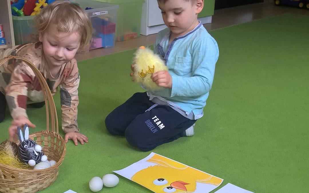 Wielkanocne zwyczaje czyli jajka, kiełbaska i koszyczki!