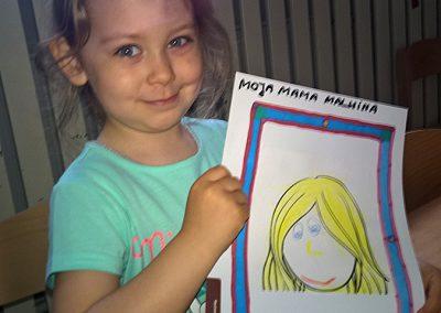 Prywatne Przedszkole Pirata Ferdusia - Dzień Mamy