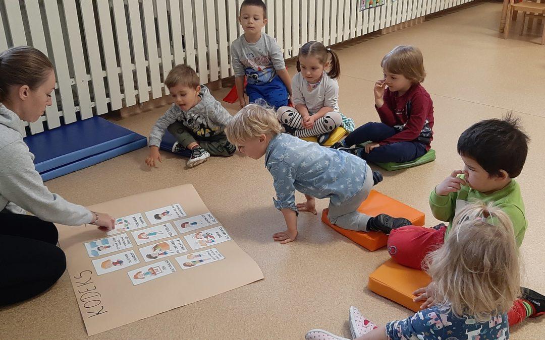 Poznajemy kodeks przedszkolaka i robimy… cebulkę :)
