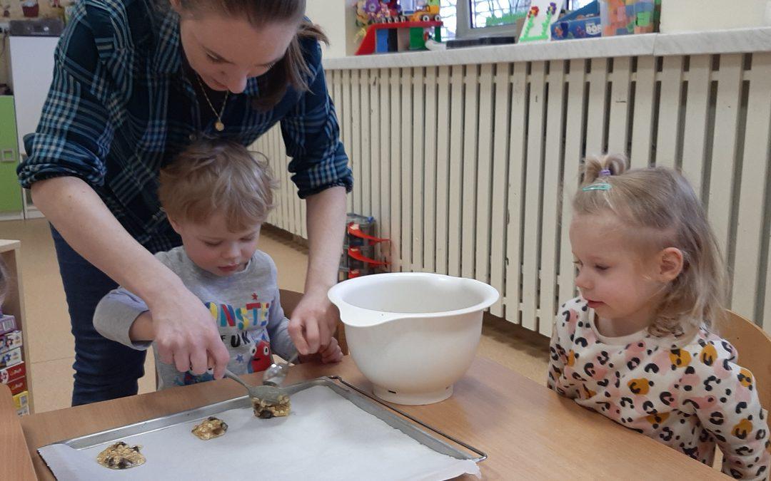 Pieczemy ciasteczka owsiane!