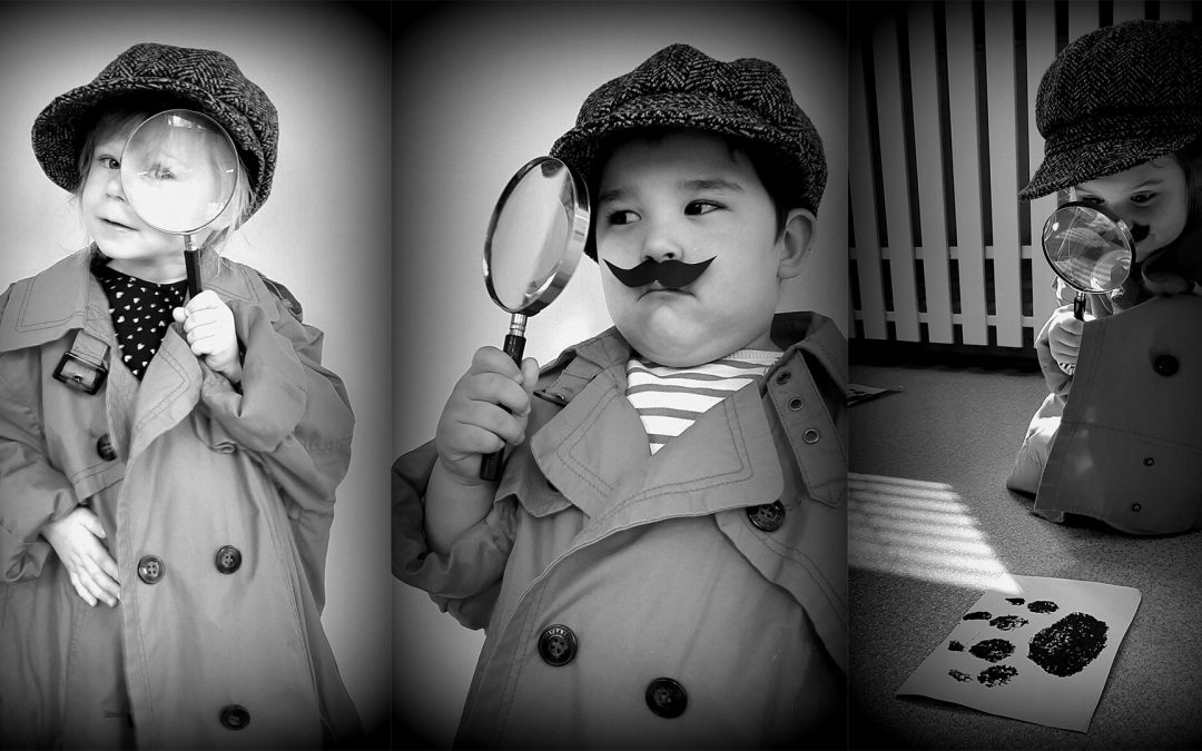 To my, detektywi!